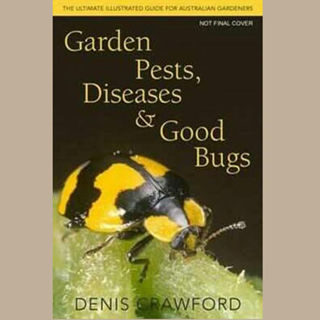 GARDEN PESTS, DISEASES & GOOD BUGS