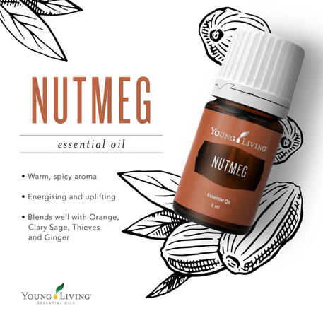 NUTMEG 5ml
