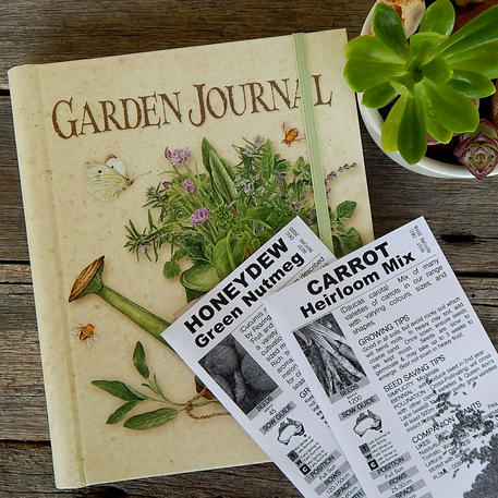 The GARDEN LOVER (incl. 2 Seed Packets)