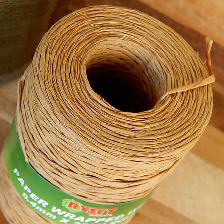 PAPER COVERED WIRE 200m